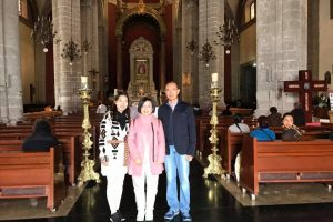 Politician's wife healed of cancer – credits Our Lady of Guadalupe