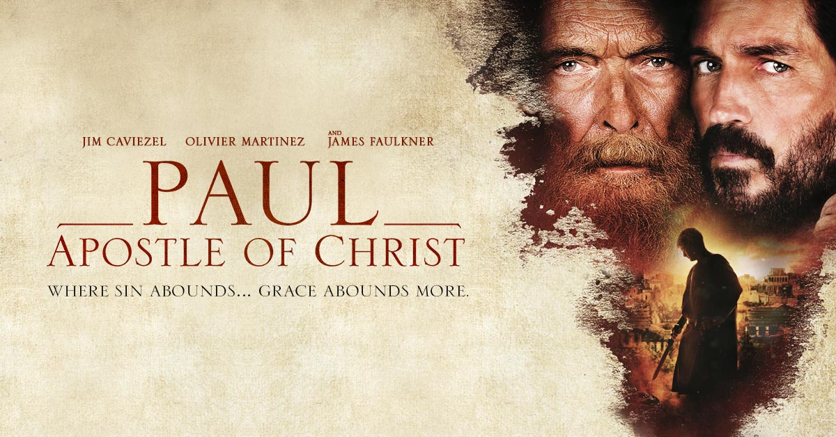 Movie review paul apostle of christ ignitum today voltagebd Images