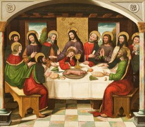 The Last Supper, Master of Portillo (c. 1525)